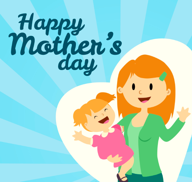 Mom Album Photo Promo Mother's Day