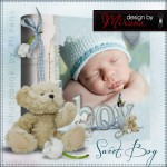 Lovely Baby Boy Photo Album