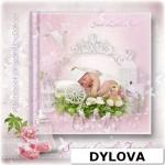 Sleeping Baby Photo Album