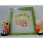 Magnificent New Born Baby Frame 3D M