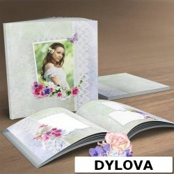 White Flower General Photo Album