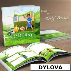 Kids and Football Photo Album