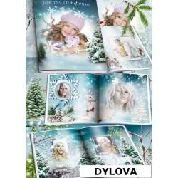 Winter Kids Photo Album