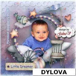 Little Dreamer Kids Photo Album
