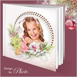 Christmas Happiness Photo Album