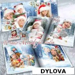 Christmas Winter and Snow Photo Album