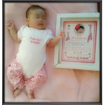 New Born Baby Frame