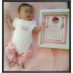 New Born Baby Frame
